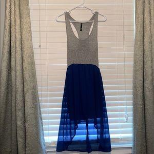 Low-to-High Tank Top Dress
